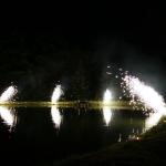 L'étang en fête du 13/07/2010.